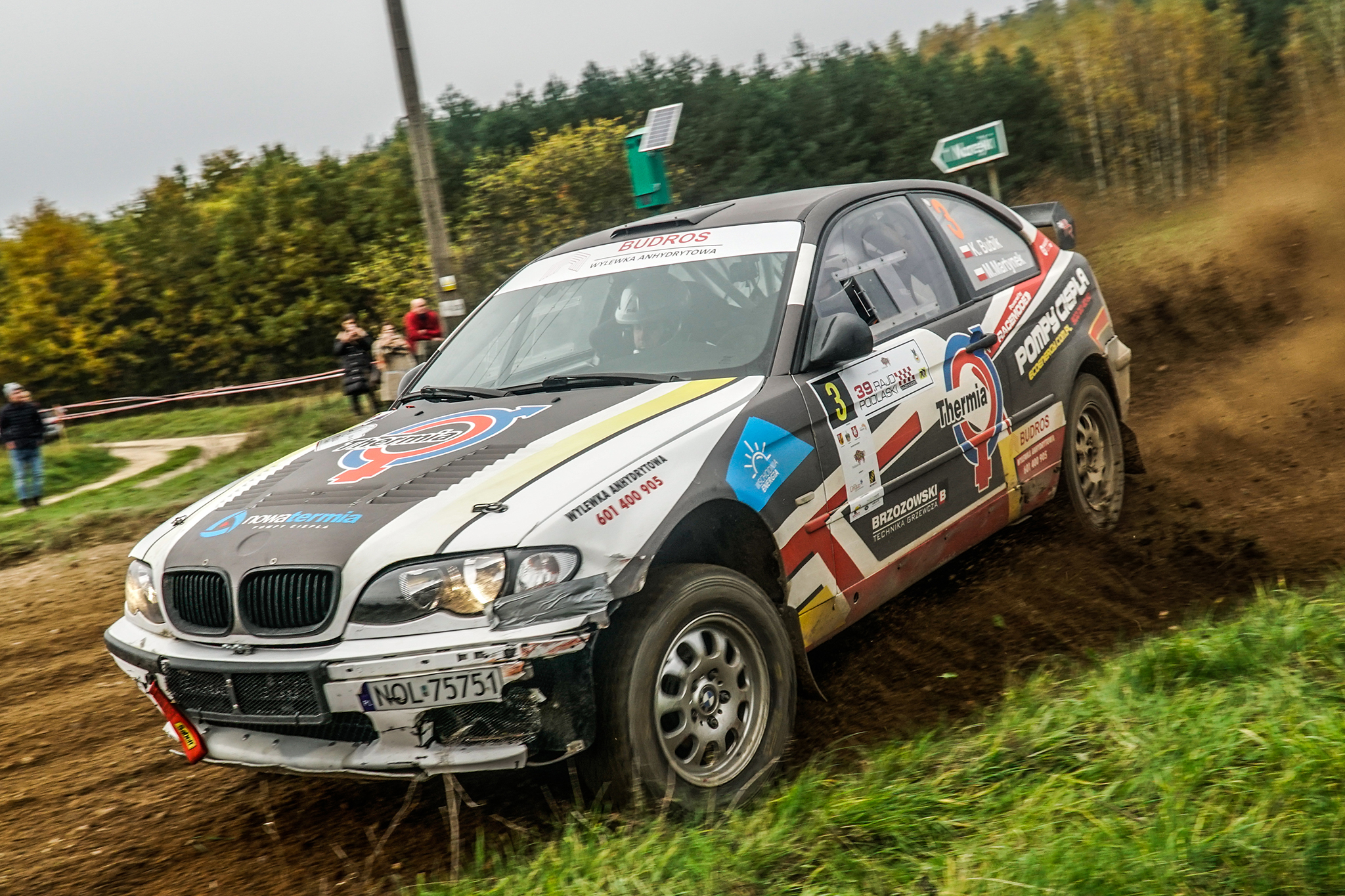 Eco Energy wspiera Krzysztof Bubik Racing